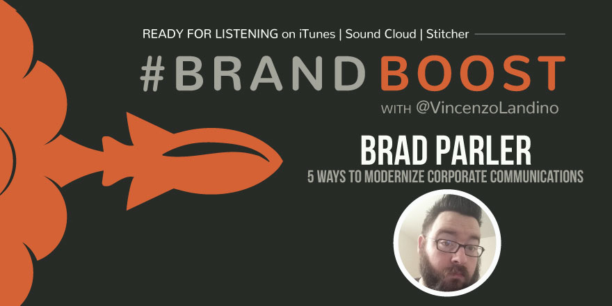 Guest Spot – Brand Boost Podcast